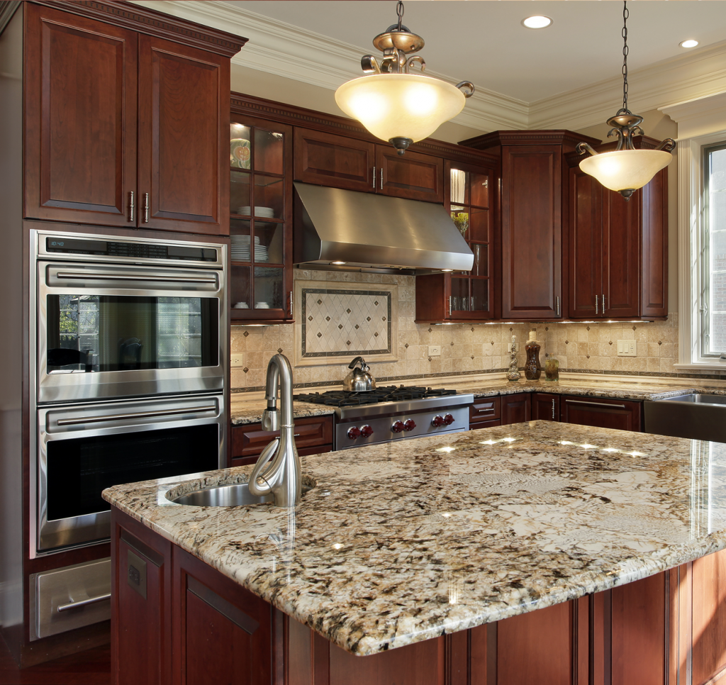 Kitchen Makeover For About 100 Give Your Orange Oak: Kitchen Remodeling