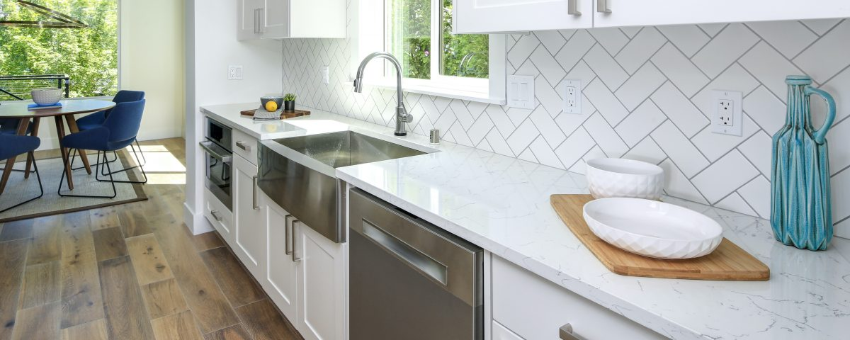 Top 4 Ways to Spruce Up Your Kitchen