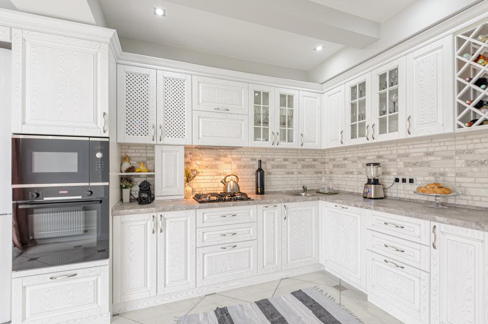 custom cabinets Concord CA | Design Trend: White Cabinets